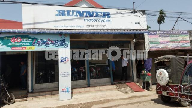 9 satak land with showroom for sale at lalmonirhat - 3/5