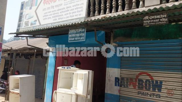 9 satak land with showroom for sale at lalmonirhat - 5/5