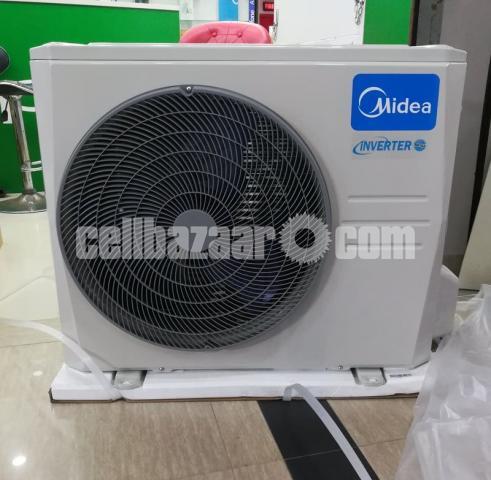 Midea 1.5 Ton Inverter Hot & Coll Split AC MSE-18HRIAG1 - 1/3