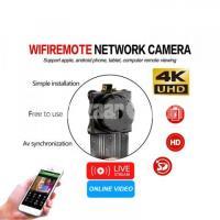 Spy Camera 4K Rebon P2P Module Live Wifi IP Camera Wireless Cam