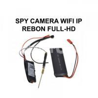 Spy Camera 4K Rebon P2P Module Live Wifi IP Camera Wireless Cam - Image 4/5