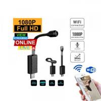 Spy Camera 4K Rebon P2P Module Live Wifi IP Camera Wireless Cam - Image 5/5