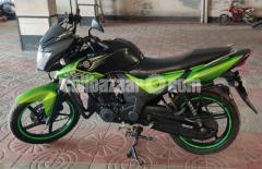Yamaha SZ RR v2 -  150cc Motorcycle Bike Bonosree