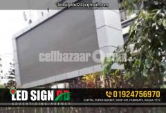 P6 LED Display Panel Display P6 Outdoor Full Color LED Display SMD P6 Outdoor Video