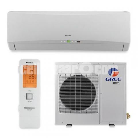 Gree 1.0 Ton Split Air-conditioner GS-12CT 12000BTU - 1/3