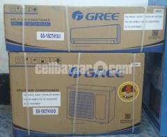 Gree 1.5 Ton Fast Cooling Air-conditioner GS-18CT410