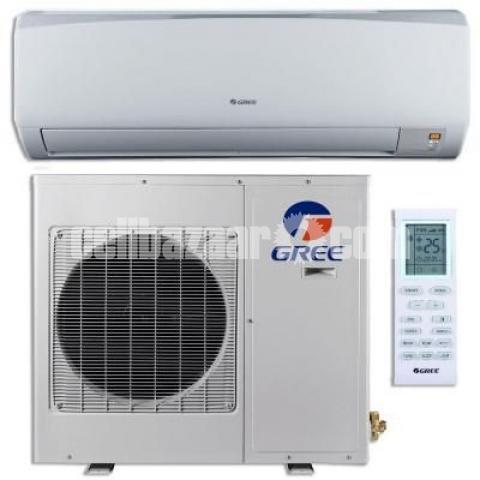 Gree GSH-18LMV 1.5 Ton Split Inverter AC 60% Energy Savings - 1/2
