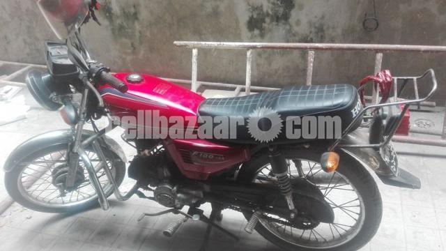 Dayun Motor Cycle 100 CC - 1/2