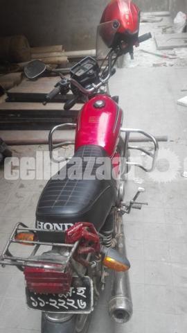 Dayun Motor Cycle 100 CC - 2/2
