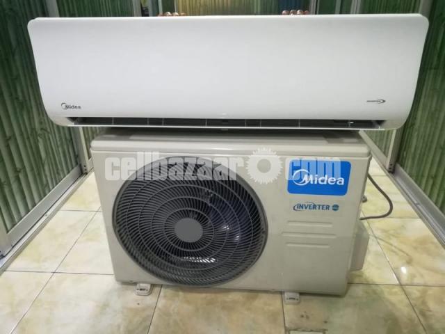 Midea 1.5 Ton Inverter Hot & Coll AC 18000BTU - 2/3