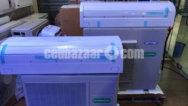 General 1 Ton Split Air-conditioner ASH-12USCCW 12000BTU - 1/2