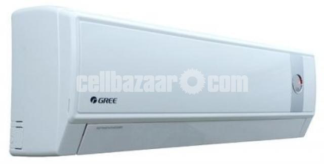 GREE 1 TON INVERTER SPLIT AIR CONDITIONER - 3/4
