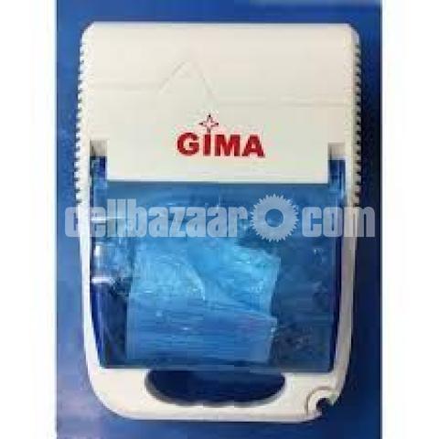 Gima Nebulizer Machine / Gima compressor nebulizer machine - 1/2