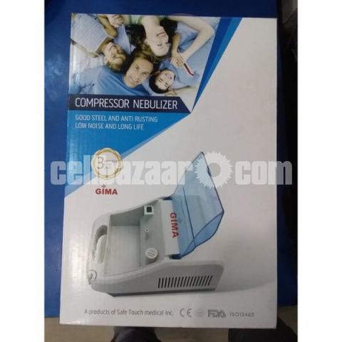 Gima Nebulizer Machine / Gima compressor nebulizer machine - 2/2