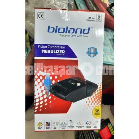 Bioland Nebulizer Machine / Bioland compressor nebulizer machine - 2/2