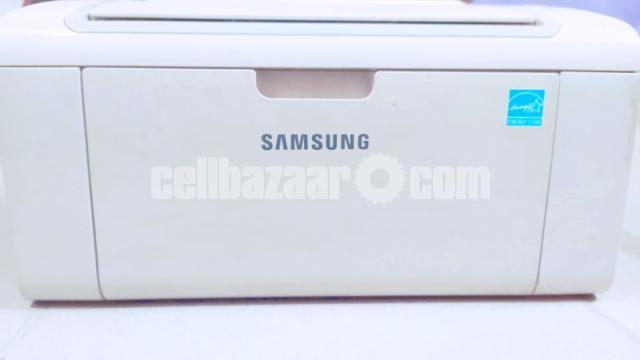 Samsung Laser Printer & Totally Fresh Condition - 1/4