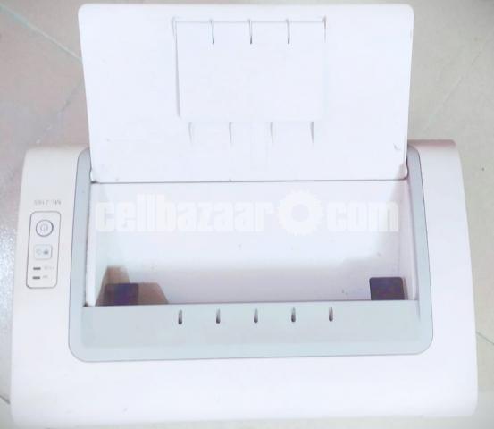Samsung Laser Printer & Totally Fresh Condition - 2/4