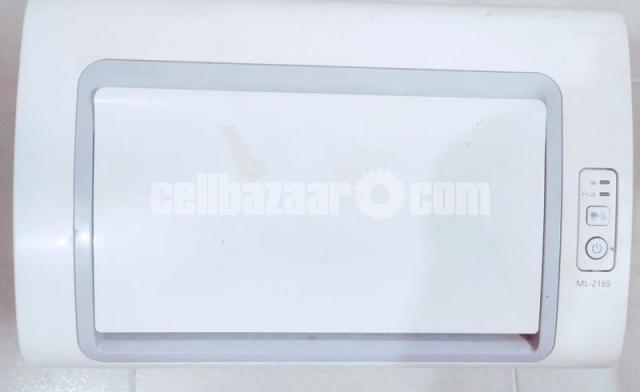 Samsung Laser Printer & Totally Fresh Condition - 3/4