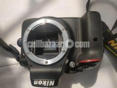 NIKON D5300 body with kit and zoom lens (Full set) - Image 8/10