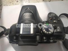 NIKON D5300 body with kit and zoom lens (Full set) - Image 9/10