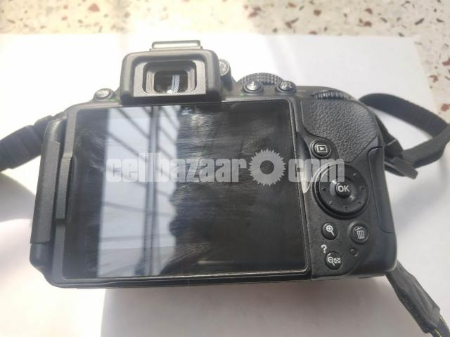NIKON D5300 body with kit and zoom lens (Full set) - 10/10