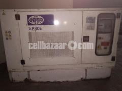 30 KVA FG Wilson Perkins generator