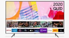 Samsung 55'' Q65T QLED 4K Smart Voice Control TV