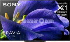 """Sony Bravia A9G 65"""" Class Master Series OLED HDR Android TV"""