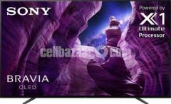 Sony Bravia 65'' XBR-A8H Series 4K OLED Android HDR TV