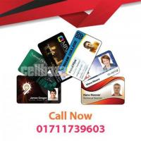 Best Quality ID Card Printing Price In Bangladesh 25 TK,