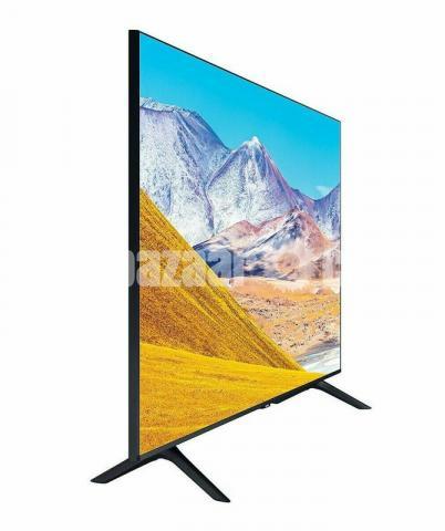 Samsung 55'' TU8100 4K Crystal UHD Voice Control TV - 2/3