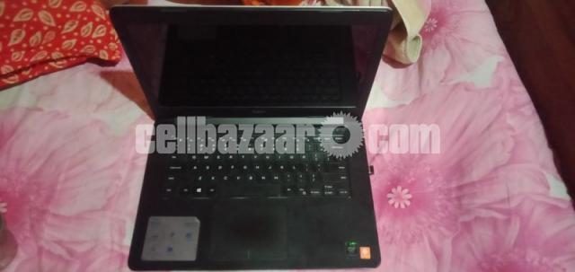 Dell core i3 laptop (5th generation) - 4/5