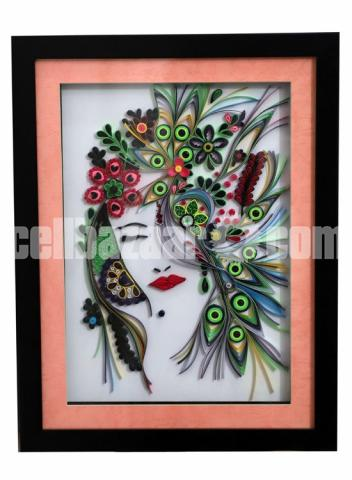 Aadhi Creation best 10 Art photo frame for decor your home or office - 1/1