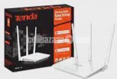 Tenda Router F3 Model 300Mbps