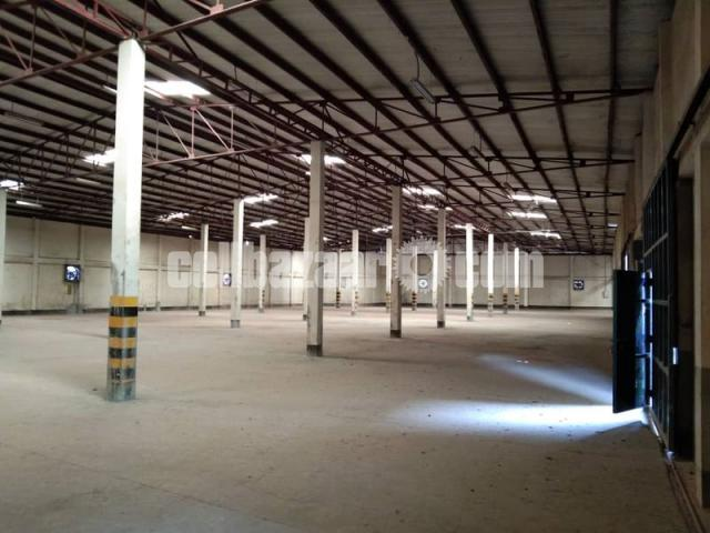 68000 TO 1 LAC Ready Industrial Warehouse - 4/10