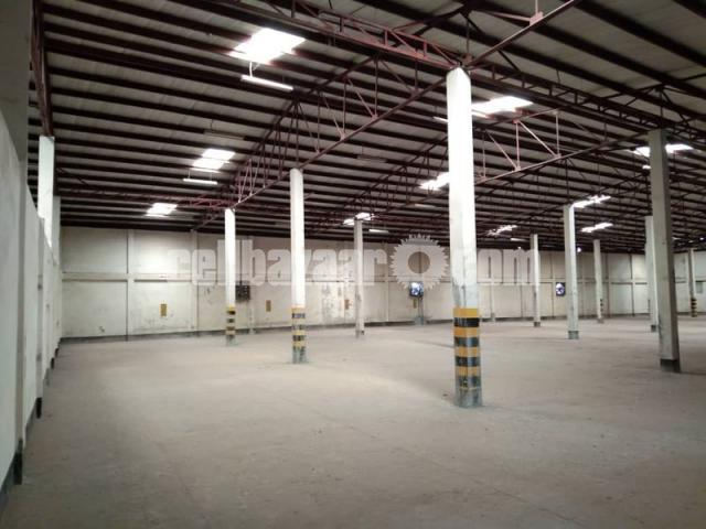 68000 TO 1 LAC Ready Industrial Warehouse - 5/10