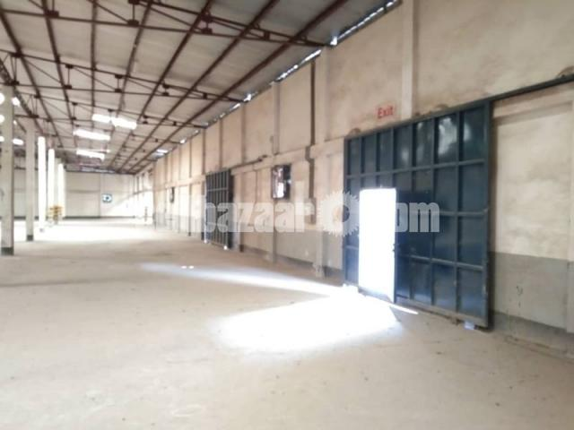 68000 TO 1 LAC Ready Industrial Warehouse - 6/10