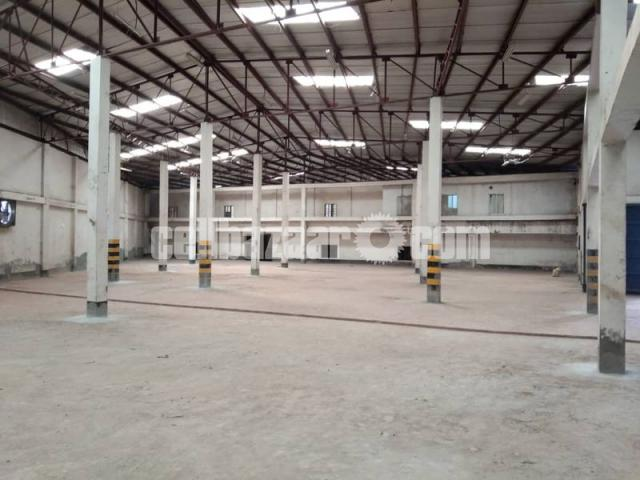 68000 TO 1 LAC Ready Industrial Warehouse - 7/10