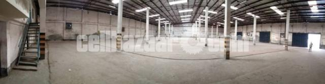 68000 TO 1 LAC Ready Industrial Warehouse - 10/10