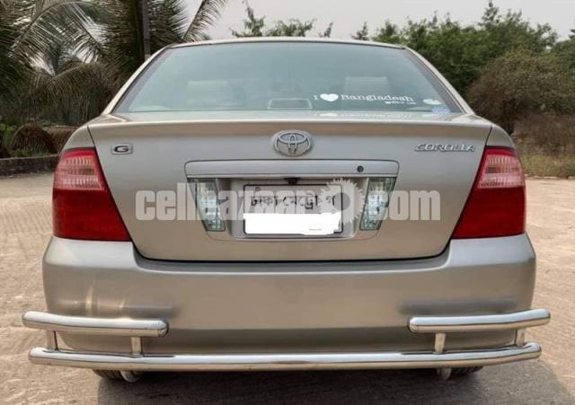 Toyota G Corolla 2004 - 2/3