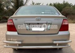 Toyota G Corolla 2004 - Image 2/3
