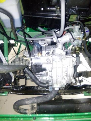 TVS CNG - 7/10