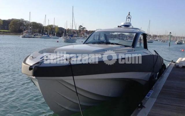 Patrol boat BLADERUNNER 45 INTERCEPTOR - 6/6