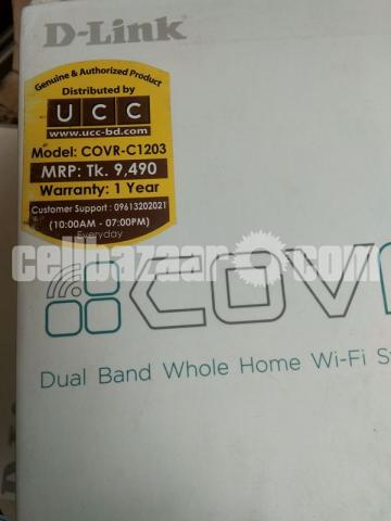 COVR 1203 doul band by dlink (3pack) with official warranty - 1/3