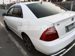 X Corolla 2005 Serial 25