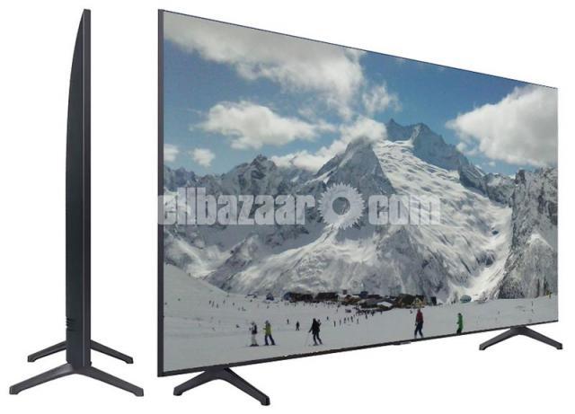 SAMSUNG 43 inch TU8000 CRYSTAL 4K VOICE CONTROL TV - 1/5