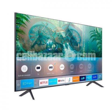 SAMSUNG 43 inch TU7100 CRYSTAL UHD 4K SMART TV - 1/5