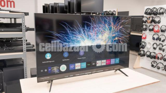 SAMSUNG 43 inch TU7100 CRYSTAL UHD 4K SMART TV - 2/5