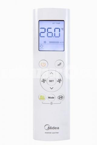 Midea 2 Ton Inverter Hot & Cool Wi-Fi  Air-conditioner - 2/3