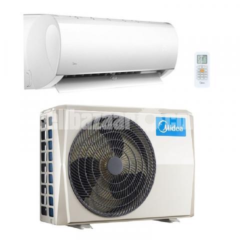 Midea 2 Ton Split Air-conditioner 24000BTU - 1/4